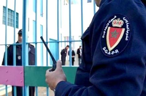 مندوبية السجون تنفي دخول الأبلق و أمغار في اضراب عن الطعام