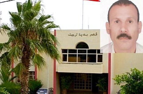 """شبح """"العزل"""" يلاحق من جديد رئيس بلدية تارجيست بالحسيمة"""