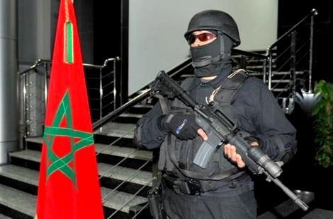 بتنسيق مغربي إسباني.. تفكيم خلية إرهابية بنواحي الناظور