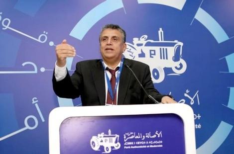 """حزب """"البام"""" يُندد باستغلال العمل الإحساني لحسابات انتخابوية"""