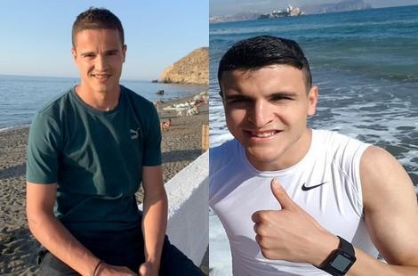 لاعبين دوليين يفضلون شواطئ مدينة الحسيمة لقضاء عطلتهم الصيفية
