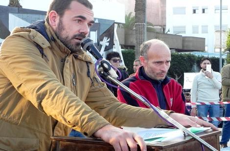"""الزفزافي للمبادرات المطالبة بإطلاق سراح معتقلي الحسيمة: """" أنتم جزء من المشكل ولا أريد رجال إطفاء"""""""