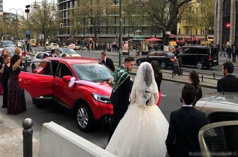 عقوبات سجنية و غرامات مالية تنتظر السائقين المتهورين في حفلات الزفاف بهولندا